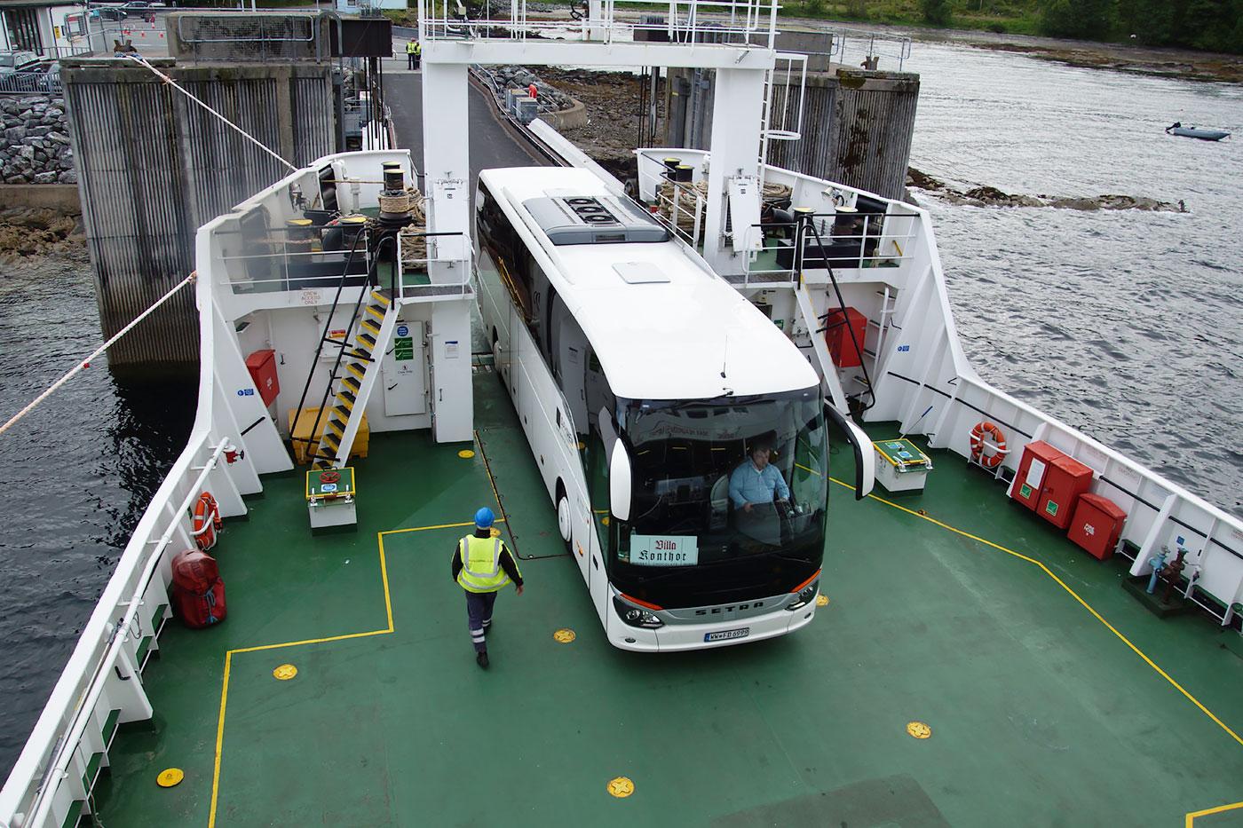 Schottlandreise vom 02.06. – 09.06.2013