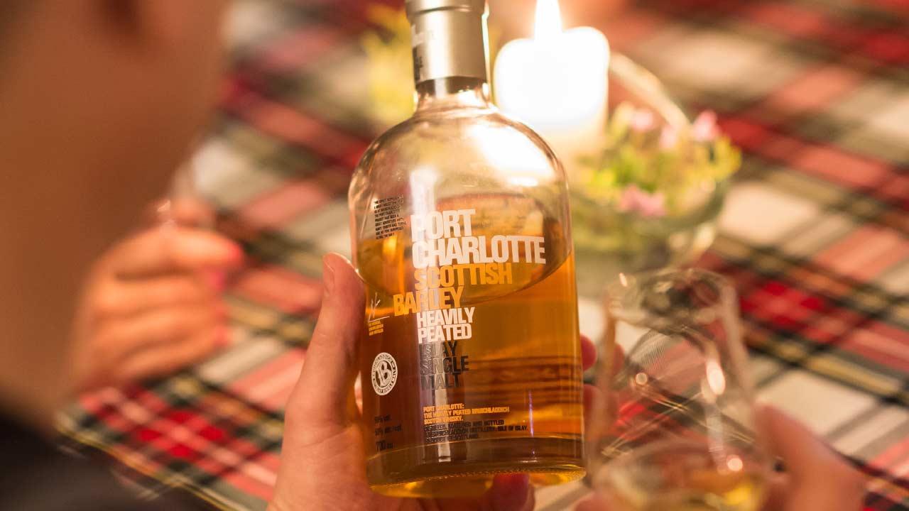 20.01.2018: Schottisches Whisky Dinner (wenige Plätze)