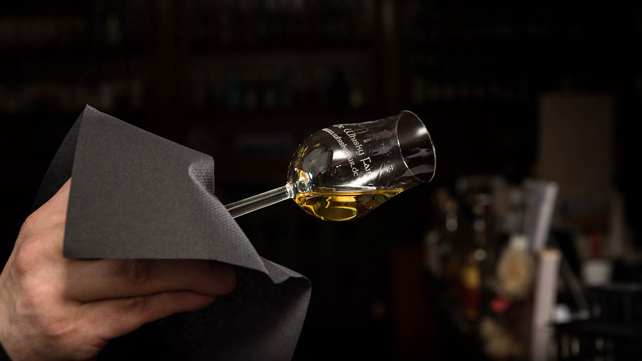 10.02.2018: Whisky Dinner zum Thema: Cask Finish